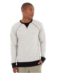 Grayson Crewneck Sweatshirt -XS-White